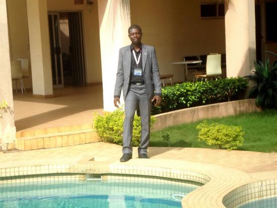 Dr AMANI au siège de WINALITE TOGO