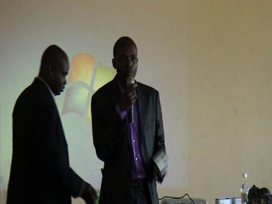 Dr AMANI et AMBITION GROUPE