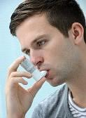 Asthme anion