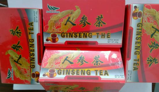 Ginseng the cabinet dr amani